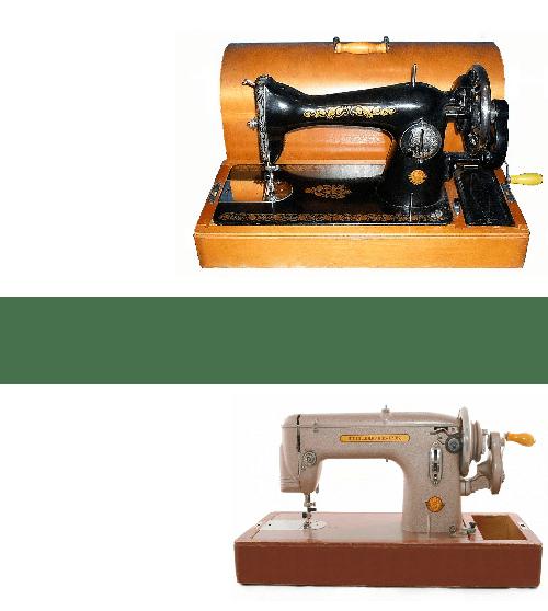 Ремонт швейных машин своими руками ручная 10